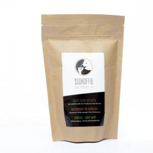 slokoffie_web_Espresso ganze Bohne 250g Front