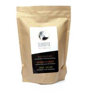 slokoffie_web_Espresso ganze Bohne 500g Front
