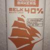 CHOKOLATE MAKERS Milch 40% + Meersalz